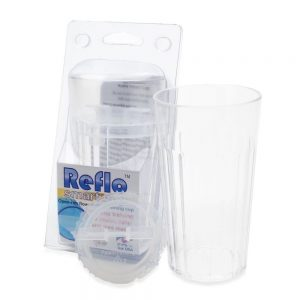 Reflo Smart Cup - Clear
