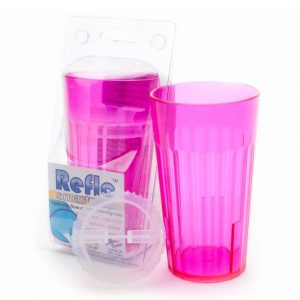 Reflo Smart Cup Pink
